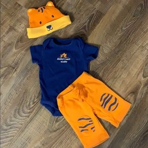 Gymboree Daddy's Best Buddy Outfit